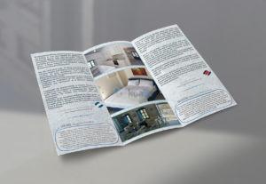 Σχεδιασμός Διαφημιστικού Εντύπου (2 ή 3πτυχου) Α4 | Α3