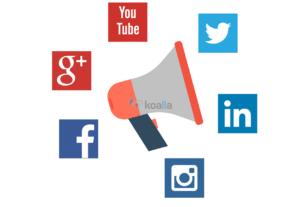 Προώθηση επιχειρήσεων στα Social Media.
