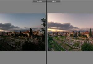 Επεξεργασία φωτογραφίας με Lightroom/Photoshop
