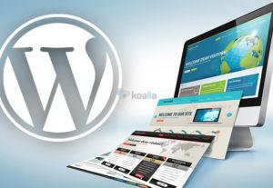 Κατασκευή Ιστοσελίδας στην Πλατφόρμα του WordPress