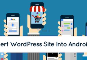 Θα φτιάξω android app για την wordpress ιστοσελίδα σας
