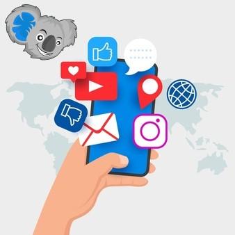 Προώθηση στα social media & blogging