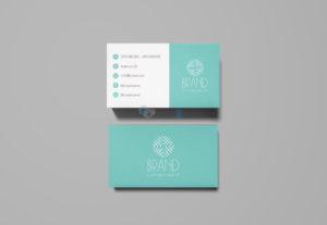 Σχεδιασμός Επαγγελματικής Κάρτας