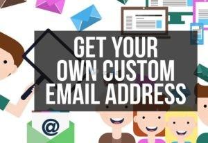 Δημιούργησε Εύκολα, Custom Email Addresses για την επιχείρησή σου!