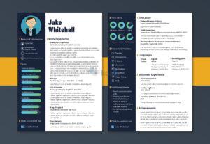 Μοντέρνο & Διαδραστικό Βιογραφικό | Σχεδίαση & Σύνταξη