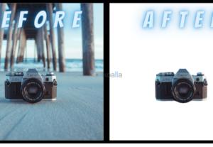 Αφαίρεση Background (φόντο) σε 30 φωτογραφίες, μέσα σε 12 ώρες