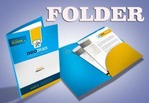 Σχεδιασμός company folder