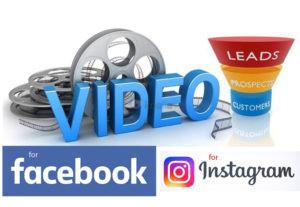 Δημιουργία διαφημιστικού βίντεο για Instagram/Facebook