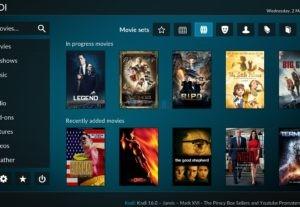 KODI player εγκατάσταση και εκμάθηση σε desktop/laptop